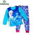 Snow Queen Pijamas Kids Princess Pajamas Sets Tomas Baby Girls Hello Kitty Minnie Mouse Pyjamas Boys Pajamas Children Sleepwear