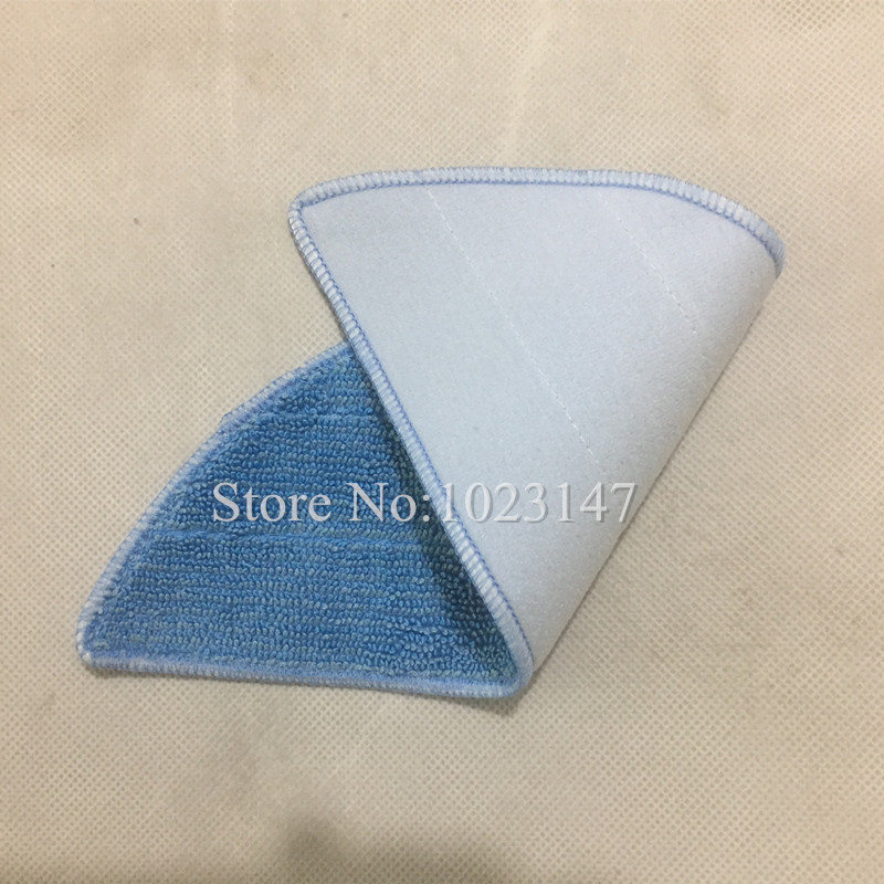 1 piece robot Vacuum Cleaner Parts Mop Cloth for iboto Aqua V710 robotic Vacuum Cleaner 12pcs lot high quality robot vacuum cleaner wet mop hobot168 188 window clean mop cloth weeper vacuum cleaner parts