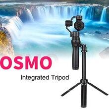 OSMO Tripé & Extensão ploe Suporte Plano para DJI DJI Osmo (+)/OSMO Acessórios Móvel 4 K Handheld Câmera Cardan Stablizer