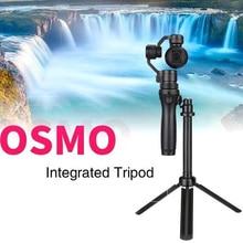 DJI OSMO Tripod & Extension ploe  Flat Bracket for DJI Osmo(+) / OSMO Mobile 4K Handheld Camera Gimbal Stablizer Accessories