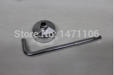 STARPAD Free shipping for mass 74 mm 14 series oil lattice filter wrench cap type oil wrench socket