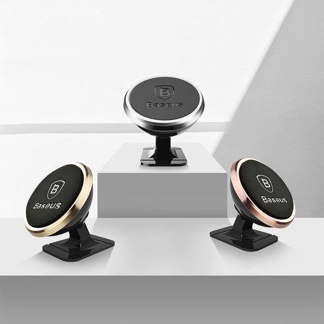 Baseus Magnetic Phone Holder For Car 6