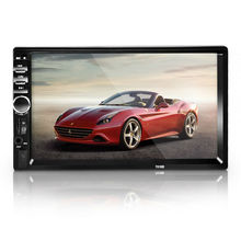 7 Inch 2 DIN Car Audio Stereo Player 7018B Touch Screen Car Video MP5 Player TF SD MMC USB FM Radio Hands-free Call