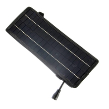 Hot! 4.5W 18V Portable Solar Cell Charger For 12V Car/Boat/Motor Battery Charger Solar Panel Charger High Quality