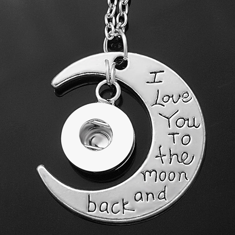 DJ0038 Charm Moon Chain...