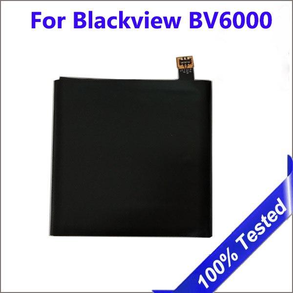 Pour Blackview BV6000 Batterie 4600 mah Li-ion Batterie de Remplacement pour Blackview BV6000S Smartphone SanErqi