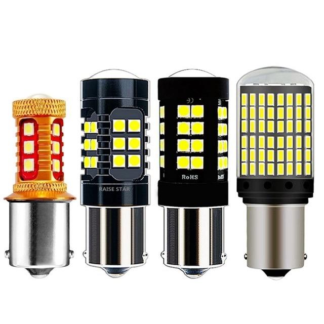 1 шт. 1156 P21W 7506 BA15S супер яркий 1800Lm 3030 светодио дный авто Стоп задний фонарь автомобиля DRL дальнего света лампа фонаря заднего хода поворотов
