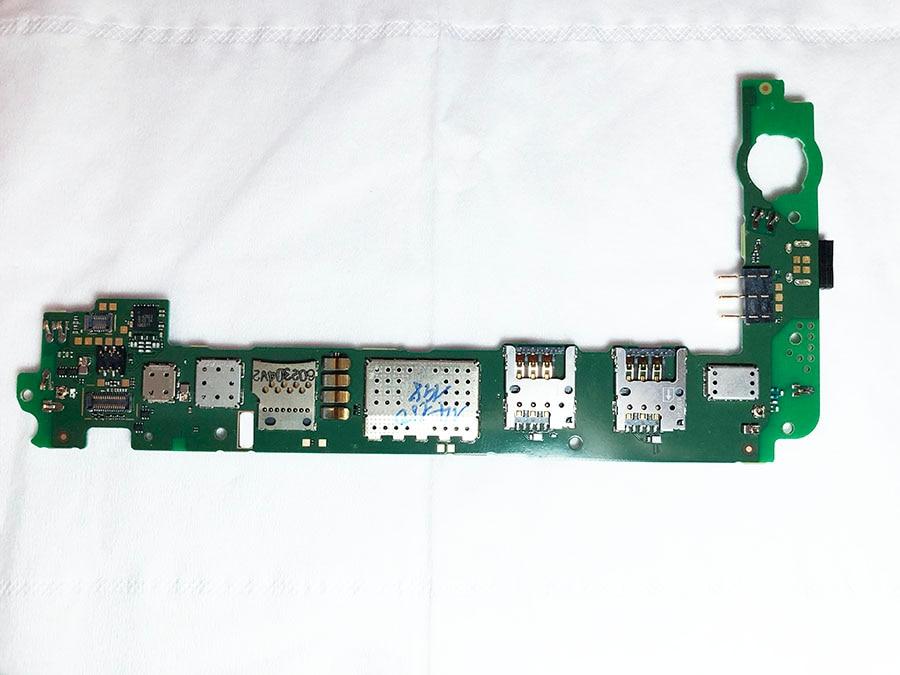 OUDINI Débloqué Original Pour microsoft lumia 640 XL Carte Mère Test 100% pour nokia 640xl carte mère double carte sim RM-1067