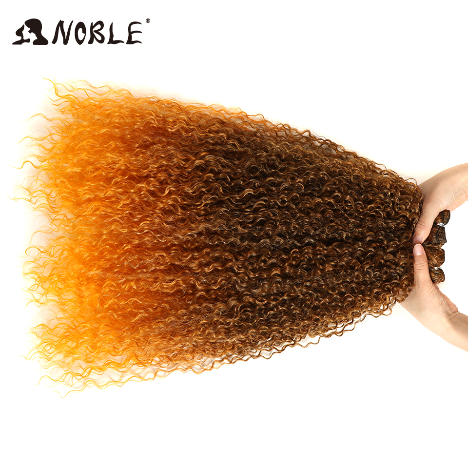 120g Super Longo Cabelo Encaracolado Sintético extensões de cabelo