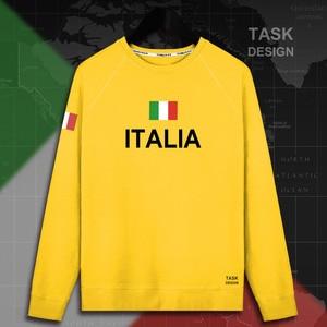 Image 4 - Italie Italia italien ITA hommes pulls à capuche sweat à capuche pour homme sweat nouveau streetwear vêtements Sportswear survêtement drapeau de la nation