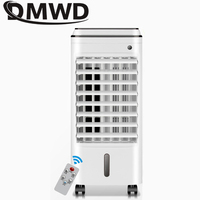 DMWD Air conditioning fan water cooled chiller electric cooling fan remote timing cooler Humidifier air conditioner fans EU US