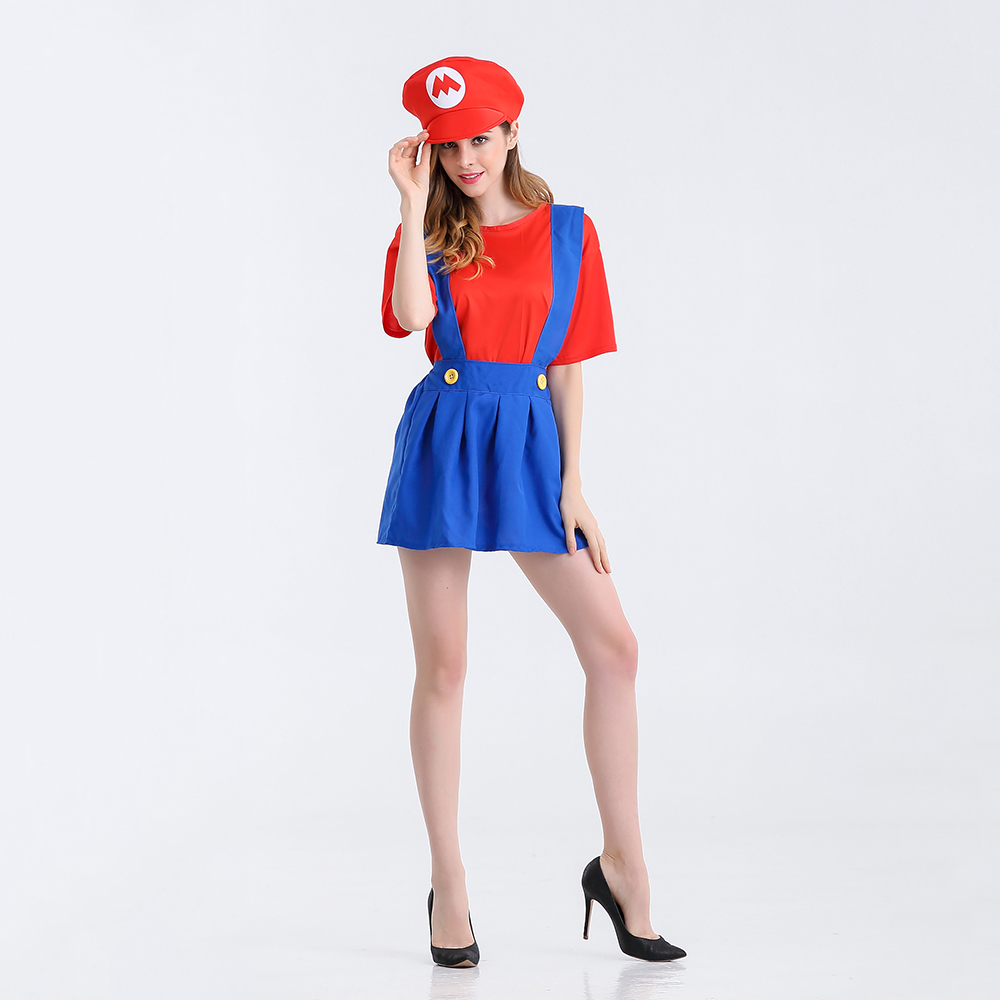 Online Buy Wholesale super mario halloween costumes from China ...