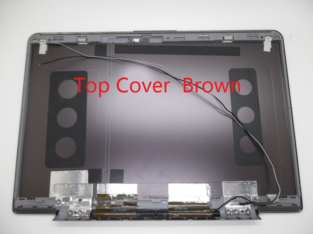 Laptop LCD Top Cover For SAMSUNG NP530U3B NP530U3C 530U3B 530U3C BA75-03709F BA75-03709M BA75-04234B Back Cover New Original russian new laptop keyboard for samsung np300v5a np305v5a 300v5a ba75 03246c ru layout