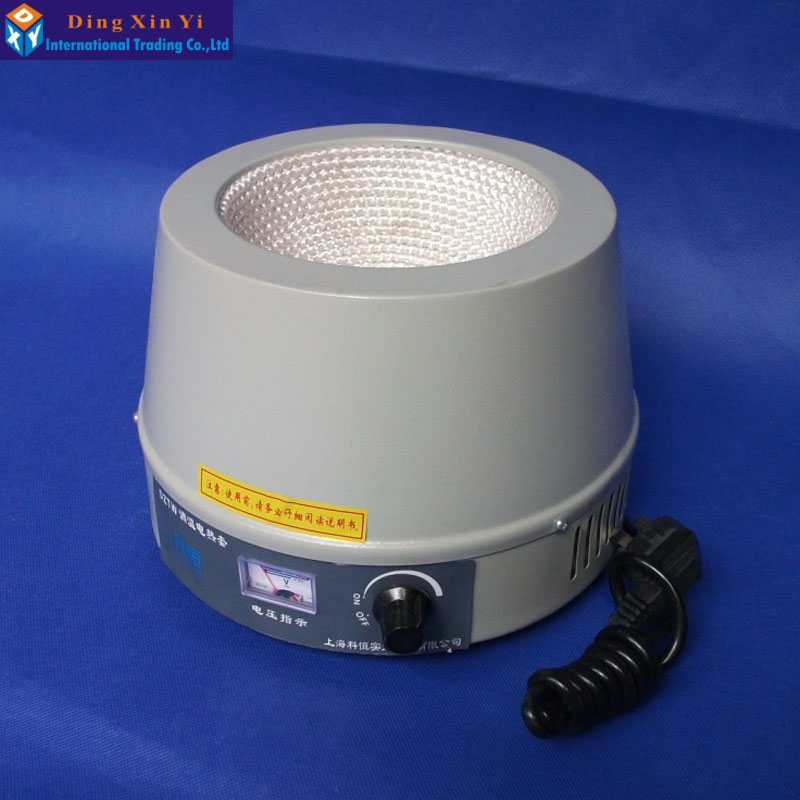 1000ml heating mantle/electric mantle heater 1000ml 400w lab electric heating mantle with thermal regulator adjustable equip