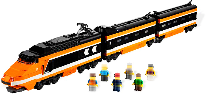 LEPIN21007  1351pcs Technic Series Out of print, The sky train Model Building Block Diy Brick Toy For children Gift 842110233 walthers model train 90 inch length of the train locomotive wheel suite 33 cm 933 933