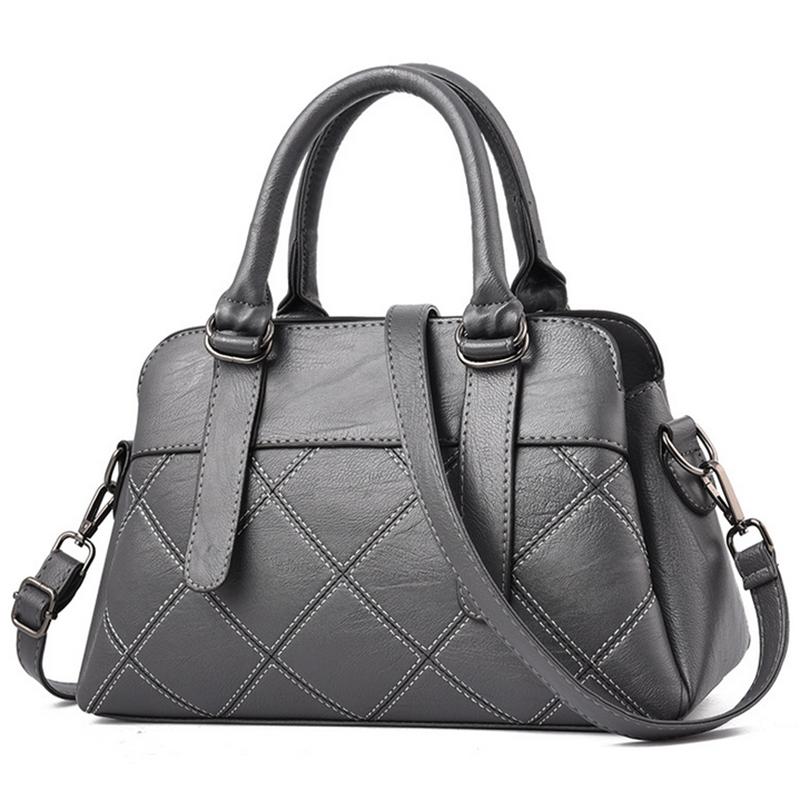 Women Bag 2019 New Women Messenger Bags Fashion Pu Leather Shoulder Bags Handbags Famous Brands, Big Crossbody Bags For Women 2