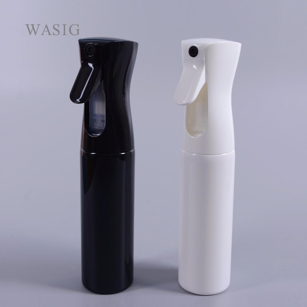 Aliexpress Com Buy 300ml Pro Hair Salon Water Spray Empty Bottle Black Refillable