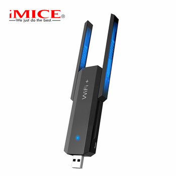 USB WiFi Repeater Wi Fi Extender 300Mbps Wi-Fi Amplifier 2.4G Dual Antenna High Speed USB-Plug Signal WIFI Booster Free App SOHO