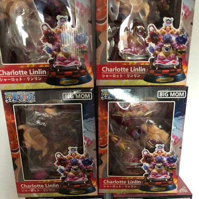 One Piece GK Charlotte Linlin Big Mom PVC Figure