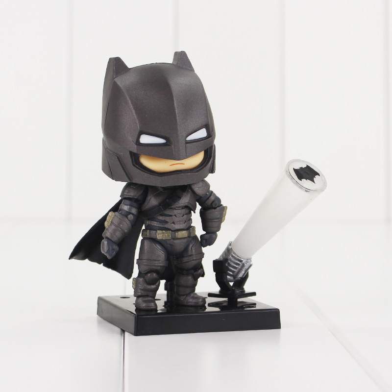 NENDOROID BATMAN ACTION FIGURE  TOY STATUE  # 469 DC COMICS JUSTICE LEAGUE