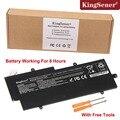 Bateria pa5013u-1brs pa5013u kingsener 14.8 v 47wh original para toshiba portege z835 z830 z930 z935 ultrabook livre garantia de 2 ano