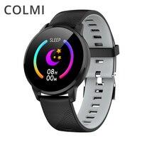 COLMI CY16 Sport Smart Watch Men IP67 Waterproof Slim Metal Body Fitness Tracker Heart Rate Monitor Clock Smartwatch