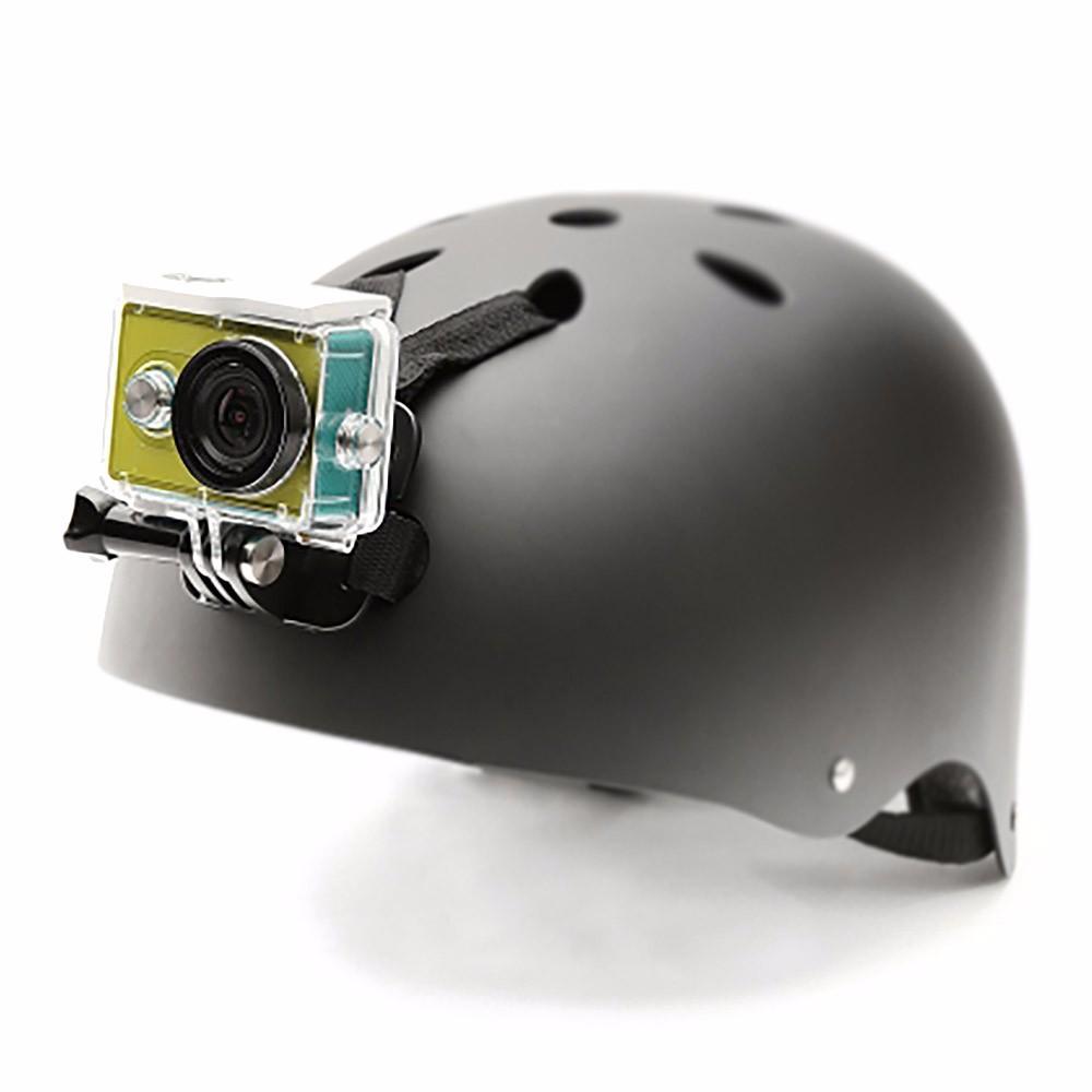 Xiaomi YI Helmet Mount for YI Action Camera  SJCAM Camera  Gopro Camera 1