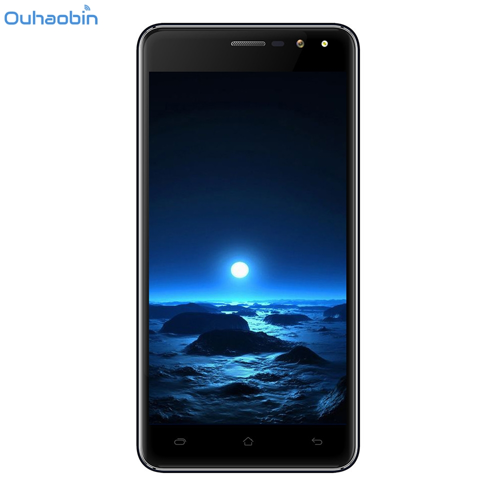 Ouhaobin 1G RAM+8G ROM Vkworld Cagabi One 5.0 inch Smartphone 3G Android 6.0 Quad Core EU Plug Apr13 цена