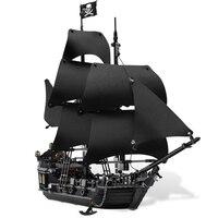 Новый Лепин 16006 Пираты Карибского моря черный жемчуг строительные блоки 4184 творческие развивающие игрушки для детей игрушки подарки
