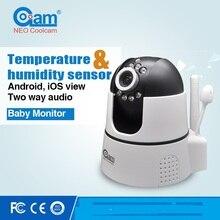 Baby care 1 0 Megapixel 720P HD Pan Tilt p2p Network mini ip Camera indoor wifi