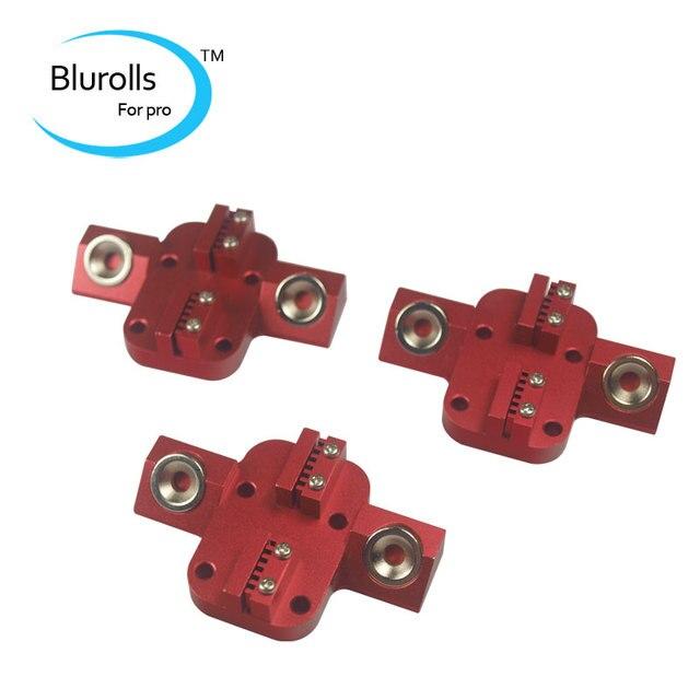 Дельта Reprap Коссель k800 3D принтер алюминиевого сплава Дельта Коссель магнитный перевозки для замкнутого контура пояс красный
