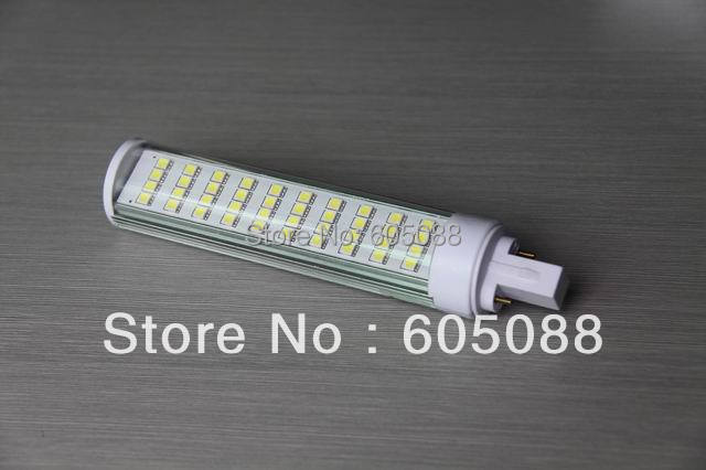 9w Epistar SMD5050 g24 led pl light,rotatable CFL replacement led bulb,850lm,ac100-240v,6pcs/lot wholesale,DHL free shipping ! 9w 10w smd led pl tube pl energy savin lamp 850lm ac100 240v clear