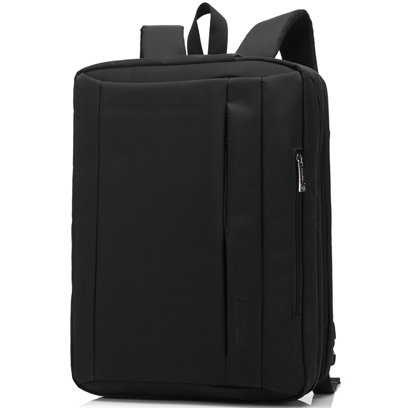Nylon Waterproof 17 Inch Laptop Backpack Notebook Bag 17.3 Inch Men Women Travel Computer Bag Multi-use Laptop Bag 15.6 Inch