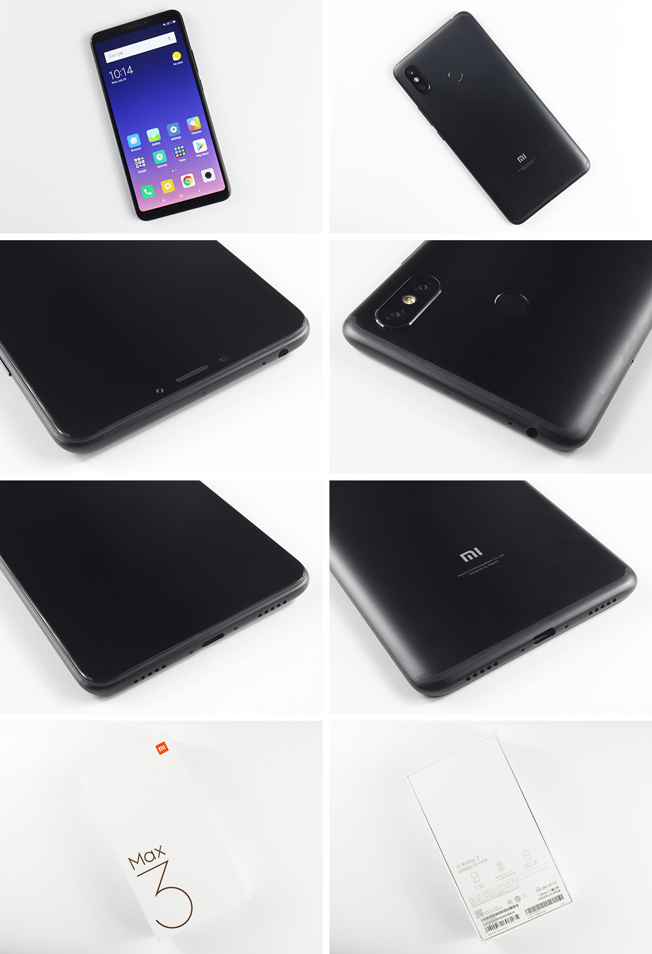 "HTB1lIQlGNGYBuNjy0Fnq6x5lpXaL Original Global ROM Xiaomi Mi Max 3 6GB 128GB Smartphone Snapdragon 636 Octa Core 6.9"" 2160x1080 Full Screen Dual Camera 5500mAh"
