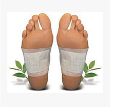 80PCS/lot Kinoki Detox Foot Patch Bamboo Pads Patches With Adhersive Foot Care Tool Improve Sleep slimming Foot sticker