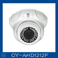 AHD camera  2.0MP  metal dome cameras 36pcs leds camera waterproof night vision IR cut filter 1/3 serveillance home.CY-AHD1212F