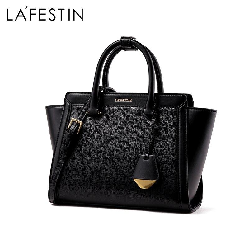 LAFESTIN Brand Women Handbag Luxury Designer Totes Handbags Famous Shoulder & Crossbady Bag Multifunction Versatile Bag bolsa сумка handbags for women pu versatile handbag