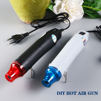 Heat Gun 220V 300W DIY Hot Air Gun Power Tool Hair Dryer Soldering Supporting Seat