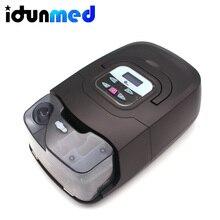 Bmc auto cpap mini sistema respirador remart, máquina anti ronco apnéia do sono com máscara de tratamento umidificador acessório