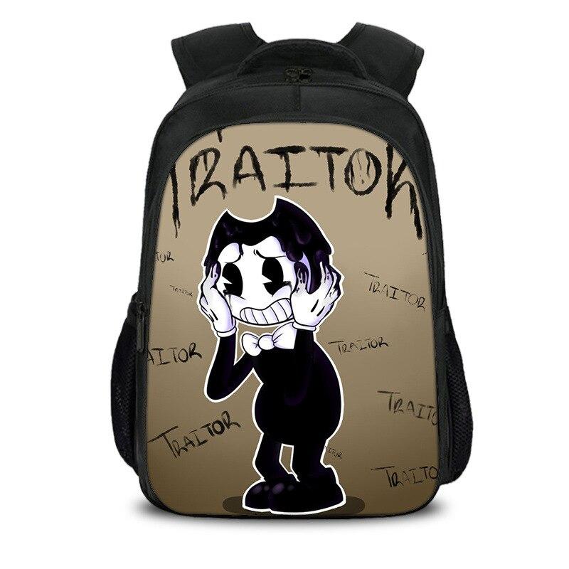 famoso jogo crianças sacos de escola mochila