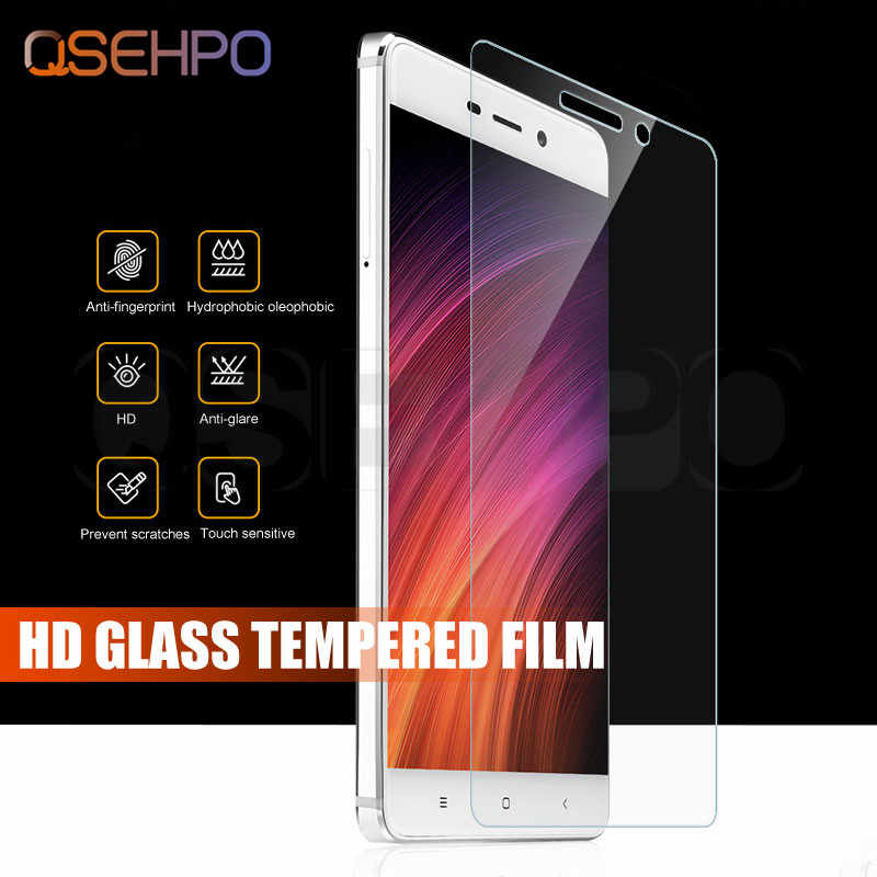 Tempered Glass For Xiaomi Redmi 4 4X 5A 6A 6 Pro 5 Plus Screen Protector For Redmi Note 4 4X Note 5 5A S2 Protective Glass Film