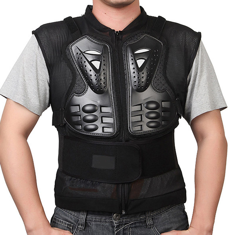 Professional Motorcycle Body Armor Jacket Moto Motorcross Racing Chest Back Protector Gear Racing Body Protection Armor