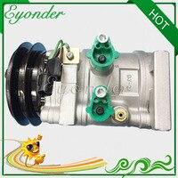 SP21 PV1 воздушный компрессор кондиционера AC A/C охлаждающий насос для hyundai Kia Mini Bus 2750010 992505a311 A5000 672 001 99250 5a311
