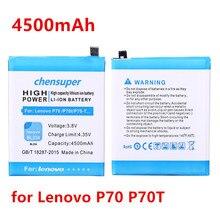 ФОТО chensuper 4500mah bl234 battery for lenovo p70 battery p70t p70-t