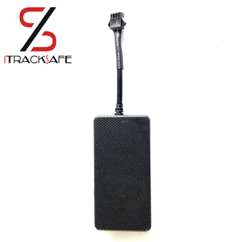 4 Band 12 24 volt vehicle car truck gps tracker with sos voice monitoring fuel engine cut-off Google link real time tracking