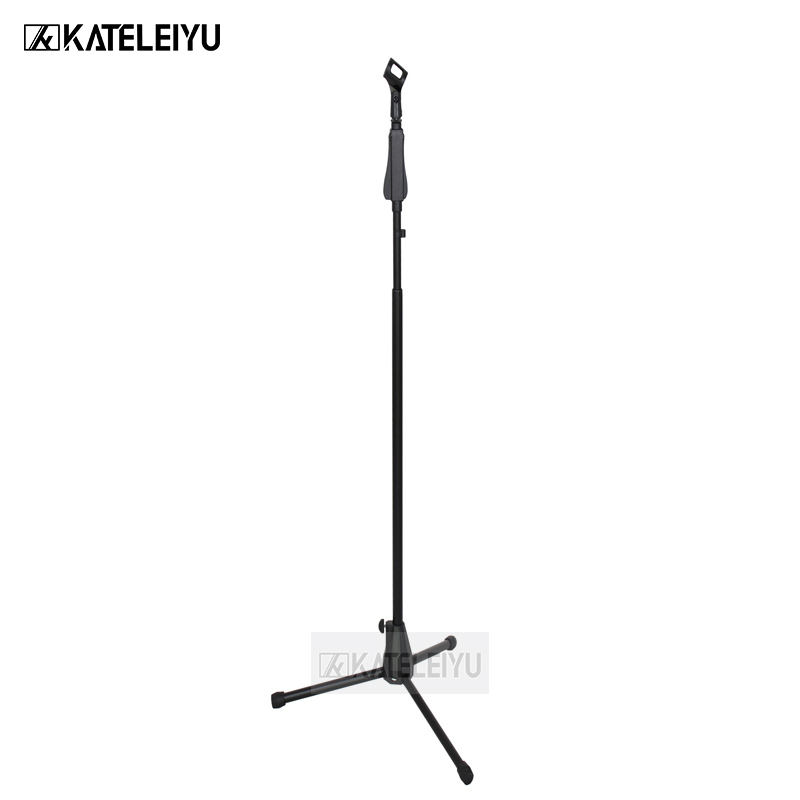 BY-782A Professional swing boom floor stand microphone holder Flexible Stage Microphone Stand Tripod