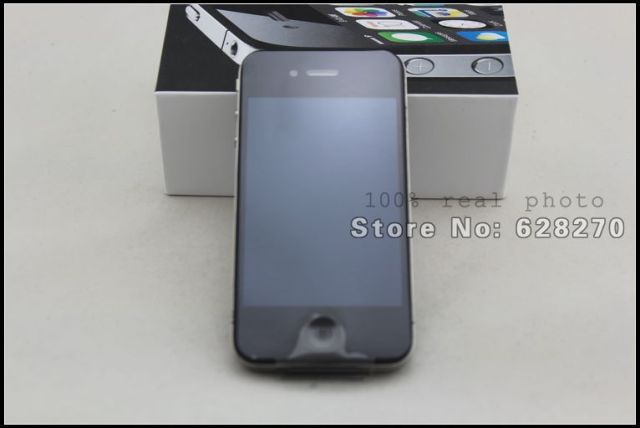 "Original apple iphone 4 phone unlock 8GB 16GB 32GB 5MP Camera 3.5"" touch screen 3G Wifi GPS used phone"