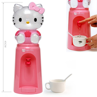 JZ50,8 Cups Water Capacity for One Day Portable Cute Water Dispenser Mini Fountain Cartoon Water Dispenser for Adult Children