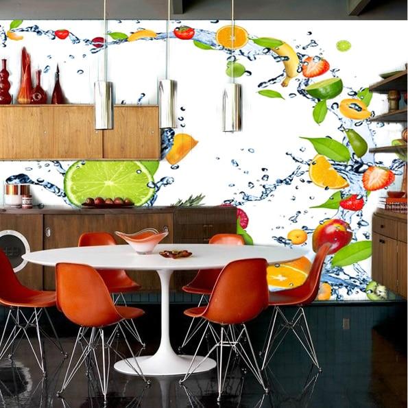 Restaurant Kitchen Wallpaper popular 3d kitchen wallpaper-buy cheap 3d kitchen wallpaper lots