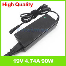 19 V 4.74A 90 W ac adapter laptop lader voor ASUS K51X K51XA K51XI K52 K52D K52DE K52DR K52DY K52EQ K52F K52J K52JB K52JC